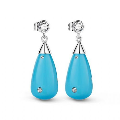 Newbridge Turquoise Drop Earrings